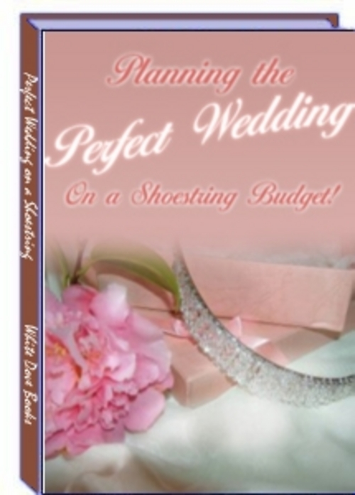 Product picture Planning the Perfect Wedding - On a Shoestring Budget e-BOOK