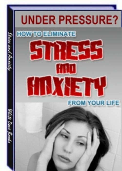 Product picture Stress Management - How to Become Stress Resilient e-BOOK